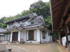 福山市熊野町 K様邸 外壁塗装工事(2015年9月)