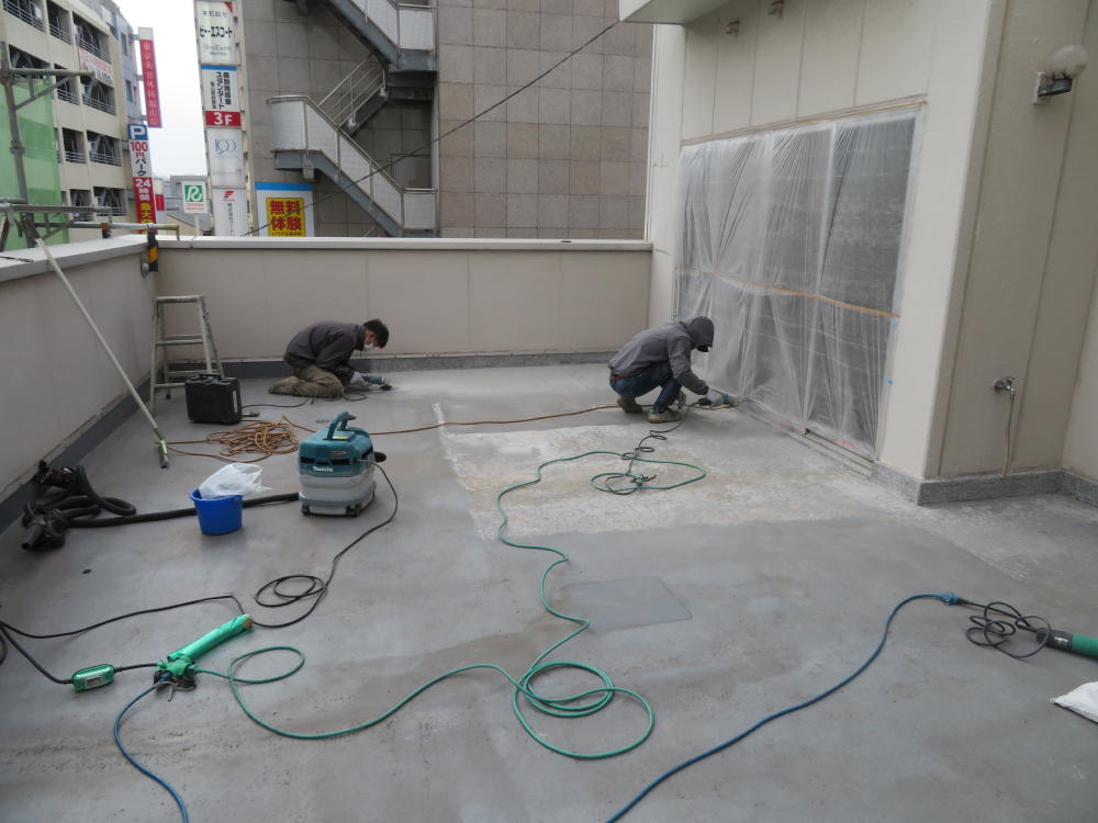 福山市 防水工事